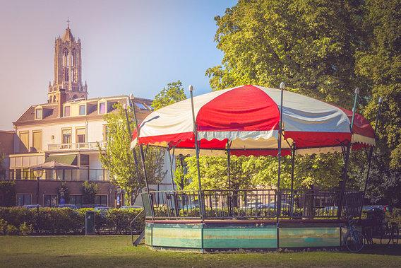 De Evcie presents: Park & Chill sessie
