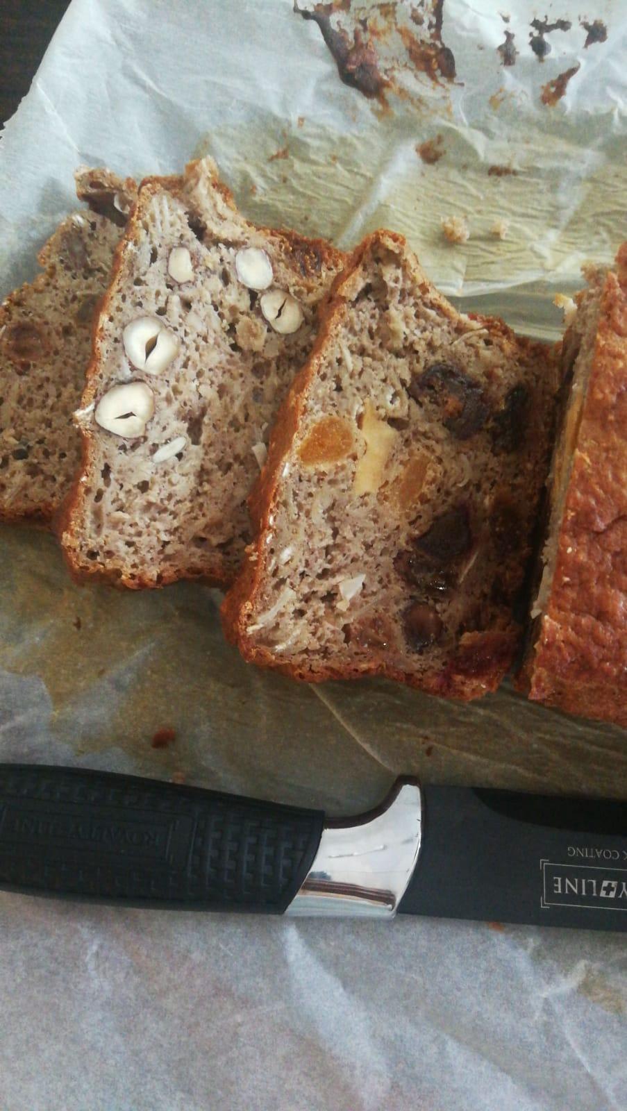 Malou tipt: overheerlijk bananenbrood voor onderweg