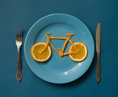 Evcie presents: Cycling Dinner!
