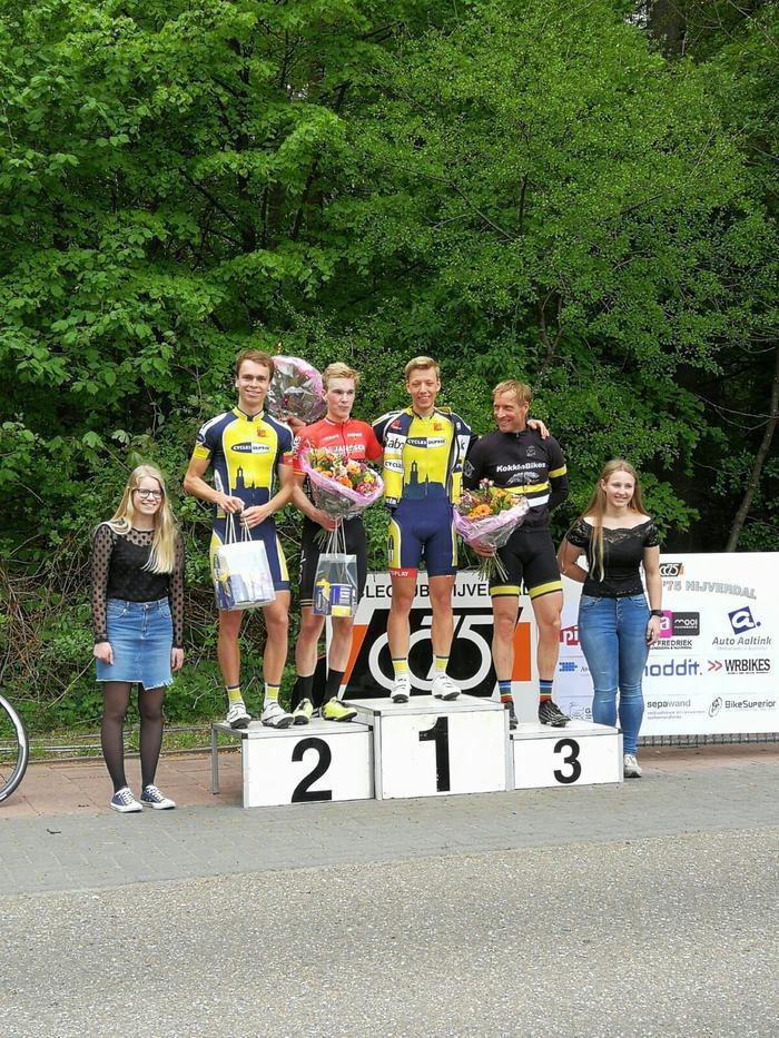 Wedstrijdverslag Ronde van Nijverdal